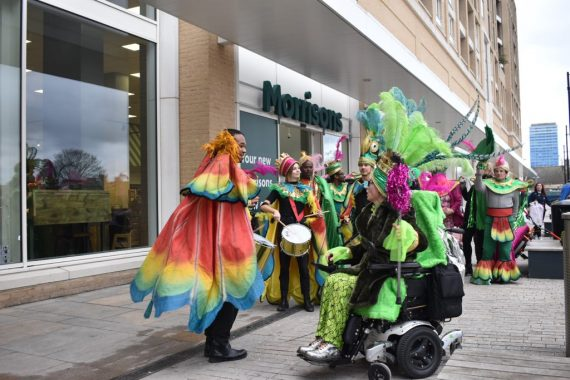 Paracarnival, Canning Town